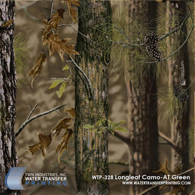 WTP-328 Longleaf Camo-AT Green