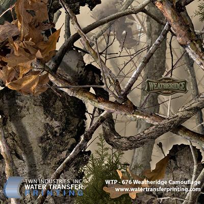 WTP-676 Weatheridg Camouflage