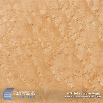 WTP-501 Birdseye Maple